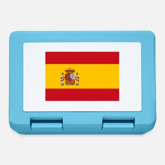 Country Lunchboxes - Spain - Lunchbox sapphire blue