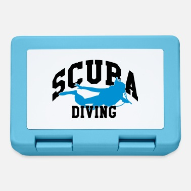 Scuba Scuba diving - Lunch box