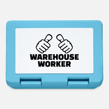 Worker Warehouse worker - Lunch box
