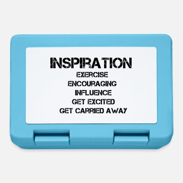 Inspiration Inspiration - Lunchbox