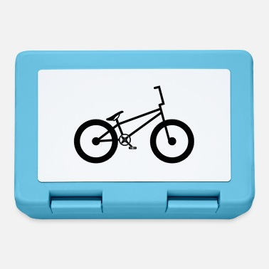 BMX Bicycle Sports Bike - Lunchbox