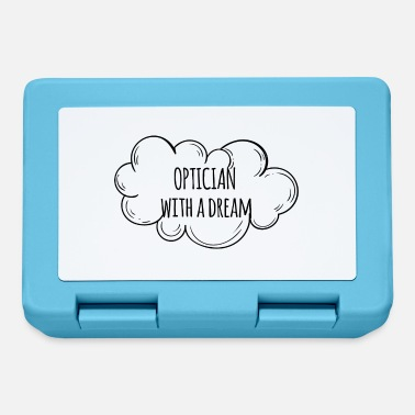 Optician Optician: Optician With A Dream - Lunchbox