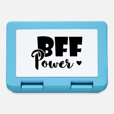 Friendship BFF Power Best Friends - Lunchbox