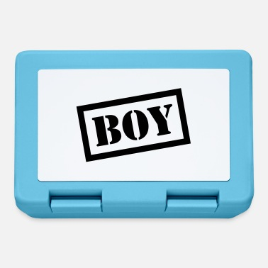 Boy Boy - Lunchbox