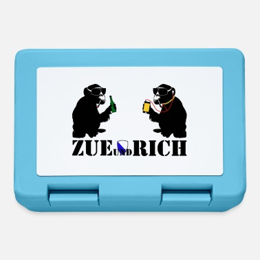 Rich zue and rich - Lunchbox