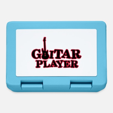 Guitar Player guitar player - Lunchbox