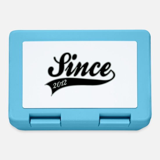 Gift Idea Lunchboxes - Birth - Since 2012 - Lunchbox sapphire blue