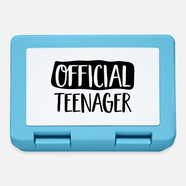 Teenager Official Teenager - Lunchbox