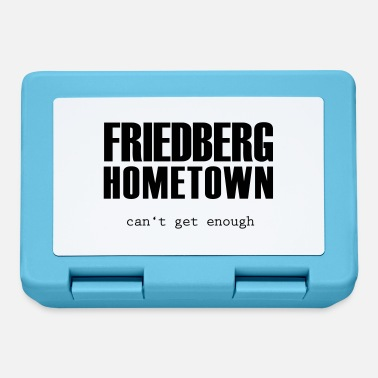 Hometown friedberg hometown - Lunchbox