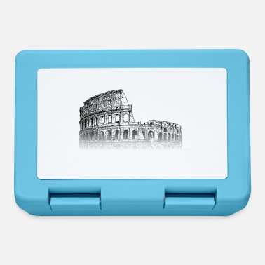 Colosseum Around The World: Colosseum - Rome - Lunchbox