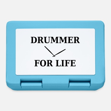 drummer drums drummer - Lunchbox