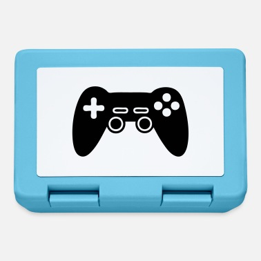 Video Game Console video game console, joystick - Lunchbox