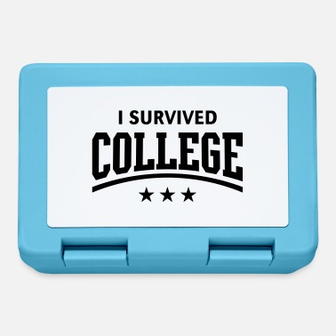 College I Survived Collegio - Lunch box