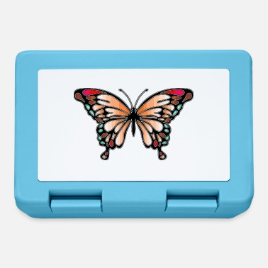 Decoration butterfly - Lunchbox