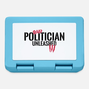 Politician Wild politician unleashed - Lunchbox