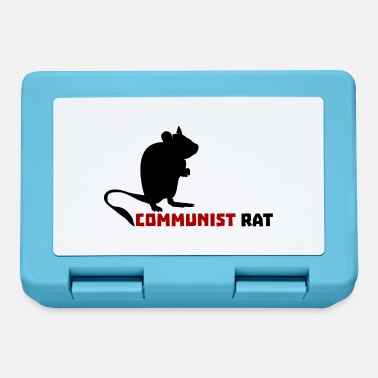 Communist Communist Rat - Lunchbox
