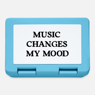 Tumblr Style Music changes my mood - Lunch box