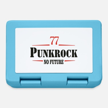 Squatters Punk Punks Punkrock Streetpunk No Future - Lunchbox