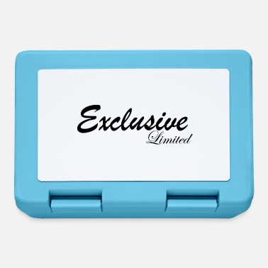 Exclusive Exclusive Limited - Lunchbox
