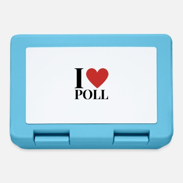 Poll I LOVE POLL - Lunchbox