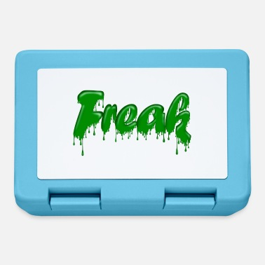 Gloopy Writing Green Gloop Freak - Lunchbox