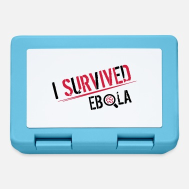 Pandemic I survived Ebola - Lunchbox