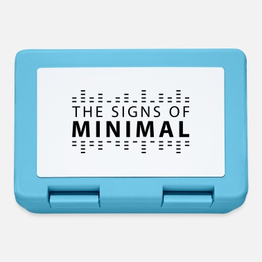 Minimal MINIMAL - Lunch box