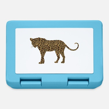 Leopardo leopardo - Lunch box
