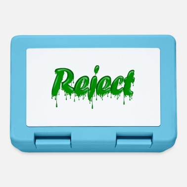 Gloopy Writing Green Gloop Reject - Lunchbox