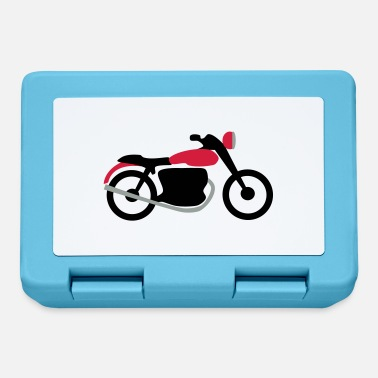 Motorcycle motorcycle - Lunchbox