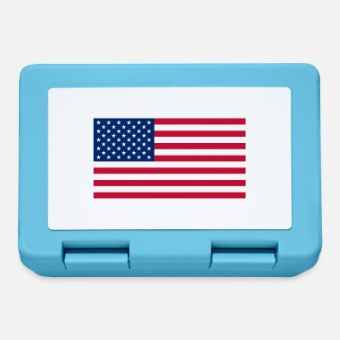 Us US flag - Brotdose