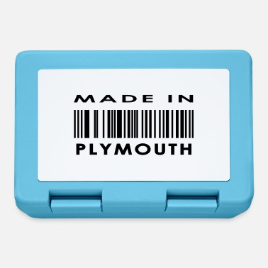 Plymouth Made in Plymouth - Lunch box