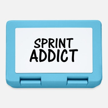 Sprinting sprint addict - Lunchbox
