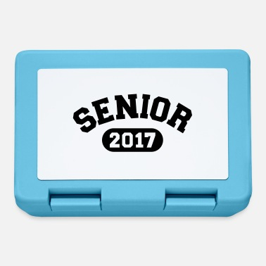 Senior Senior 2017 - Lunch box