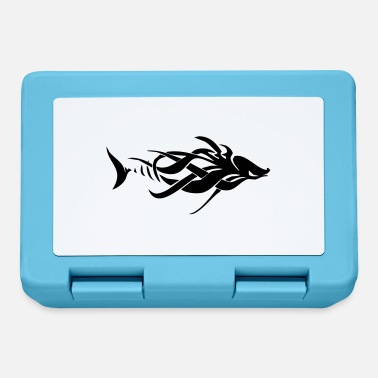 Pesce Tribal - Lunch box