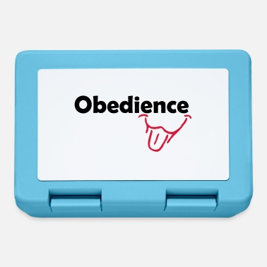 Obedience Obedience is Fun - Lunchbox