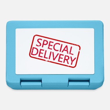 SPECIAL DELIVERY STAMPS - Lunchbox
