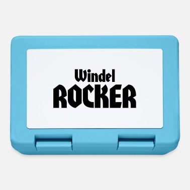 Rocker diaper rocker - Lunchbox