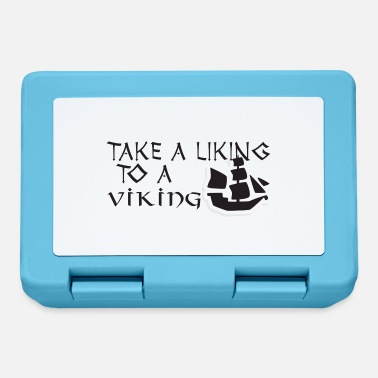 Simpatia Vikings: Prendere in simpatia Un vichingo - Lunch box