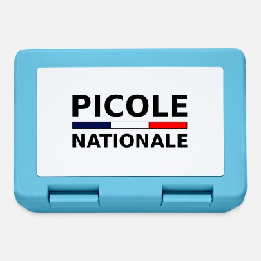 National picole nationale - Brotdose