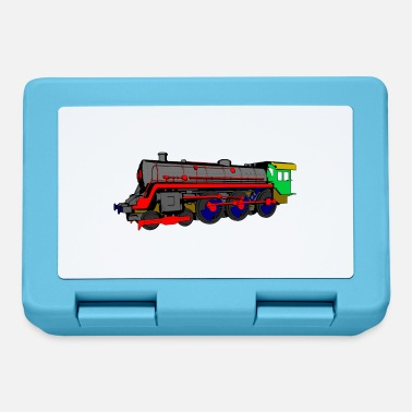 Steam Steam locomotive - Lunchbox