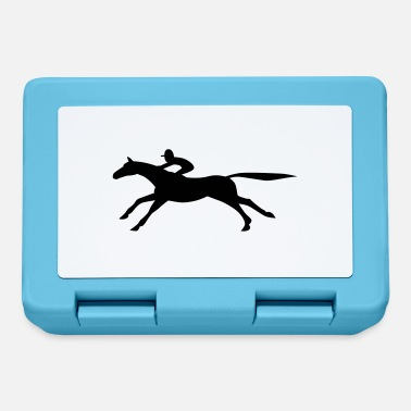 Horse Horse Racing - Lunchbox