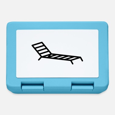 Recreational Deck chair holiday recreation - Lunchbox