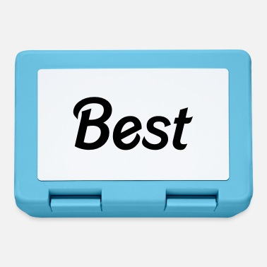 Best Best - Lunchbox