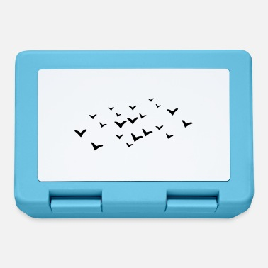 Birds Birds - Bird - Lunchbox