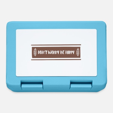 Hippy Hippie / Hippies: Don't Worry Be Hippy - Lunchbox