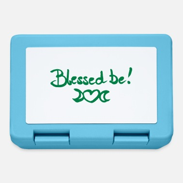 Bless You Blessed Be! - Lunchbox
