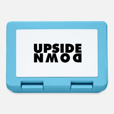 Down Upside down - Lunchbox