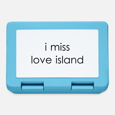 Love Island I Miss Love Island - Lunchbox