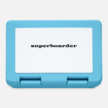 Boarders super boarder - Lunchbox